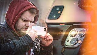 БИТВА КАМЕР: iPhone 11 Pro vs Pixel 4!
