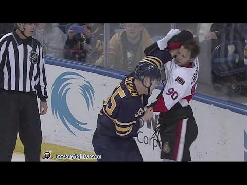 Rasmus Ristolainen vs. Alex Chiasson