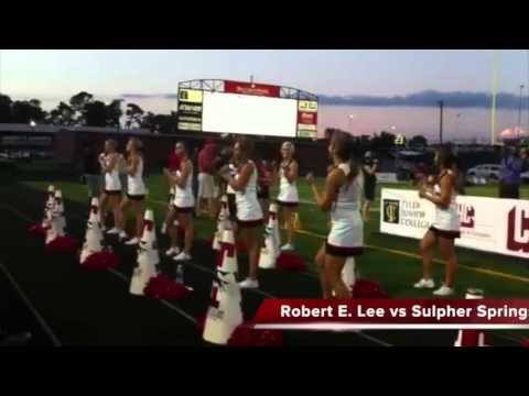 Football From the Field Robert E. Lee vs Sulphur Springs and All Saints vs Timpson