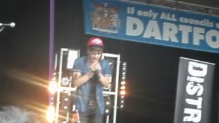 Dead To Me - District3 Dartford festival 20/07/2013