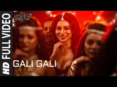 Gali Gali Full Video Song KGF Neha Kakkar Mouni Roy Tanishk Bagchi Rashmi Virag T SERIES