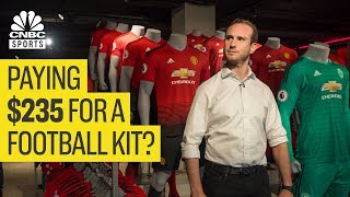 Would you pay $235 for a football kit? | CNBC Sports