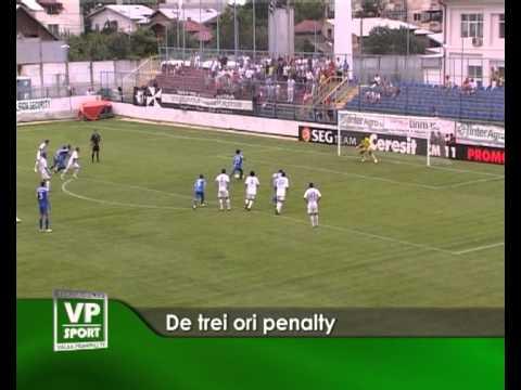 De trei ori penalty