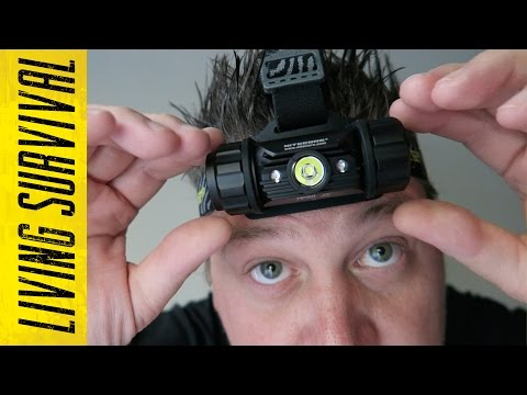 Nitecore HC50 565 Lumen Headlamp Review