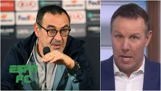Would Sacking Sarri Damage Chelsea's Reputation? Plus, Craig Does His Gab Impression | Extra Time