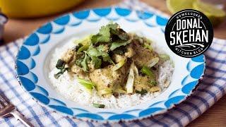 Kick-Ass Thai Chicken Curry!