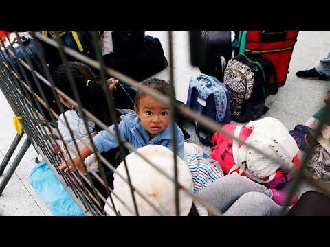 Κύμα μεταναστών από τη Βενεζουέλα ταράζει τη Λατινική Αμερική…