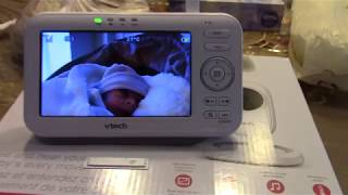 Vteck VM5251 Baby Monitor & Camera Review