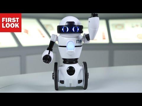 Der kleine MiP-Roboter: Vielleicht sogar mehr als nur ein Spielzeug?