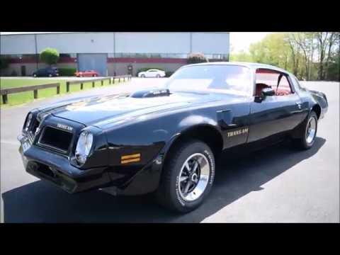 Video of '76 Firebird Trans Am - L527