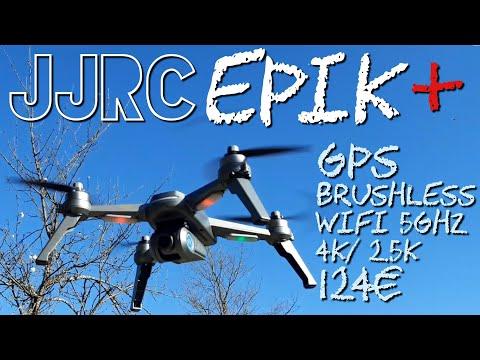 JJRC X5P: Destaca en la gama de entrada por la calidad del vídeo