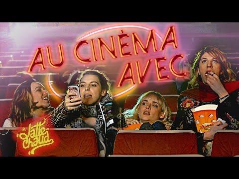 Le Latte chaud,   Au cinéma avec ...
