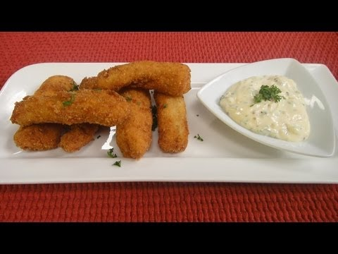 Download Fish Fingers  | Sanjeev Kapoor Khazana Mp4 HD Video and MP3