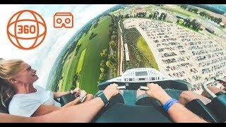 ENERGYLANDIA Hyperion ♻️ VR 360 Test *GoPro Fusion*