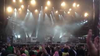 Chase & Status - Fool Yourself (Live @Rock am Ring 2012)
