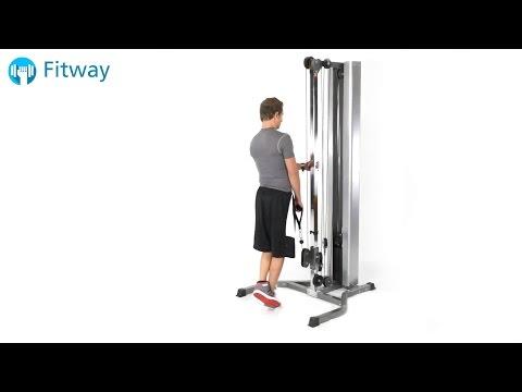 How To Do: Cable Calf Raise - Single Leg | Leg Workout Exercise