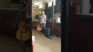 Pissed Open Mic Performance