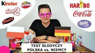 SŁODYCZE NIEMIECKIE vs. POLSKIE - KTÓRE LEPSZE?