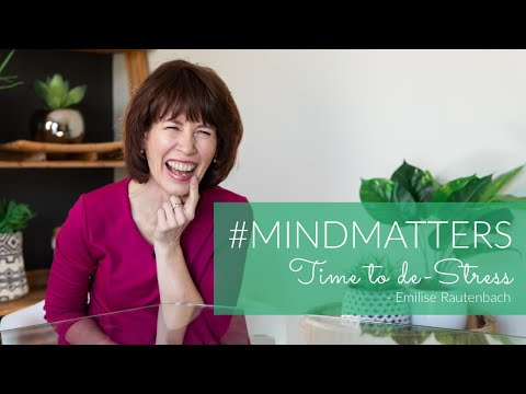 #MindMatters | EP04 | Time to De-Stress | Trailer