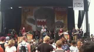 The Early November - Frayed in Doubt (Live at Warped Tour 2013 Portland, OR)