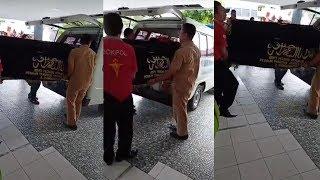 Menunggu Hasil Autopsi, Jenazah Robi Al Halim Dibawa Pulang ke Kampung Halamannya