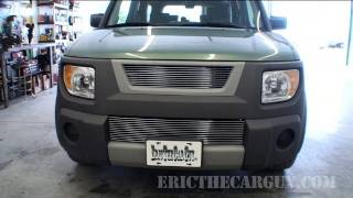 A New Grill For My 2003 Element - EricTheCarGuy