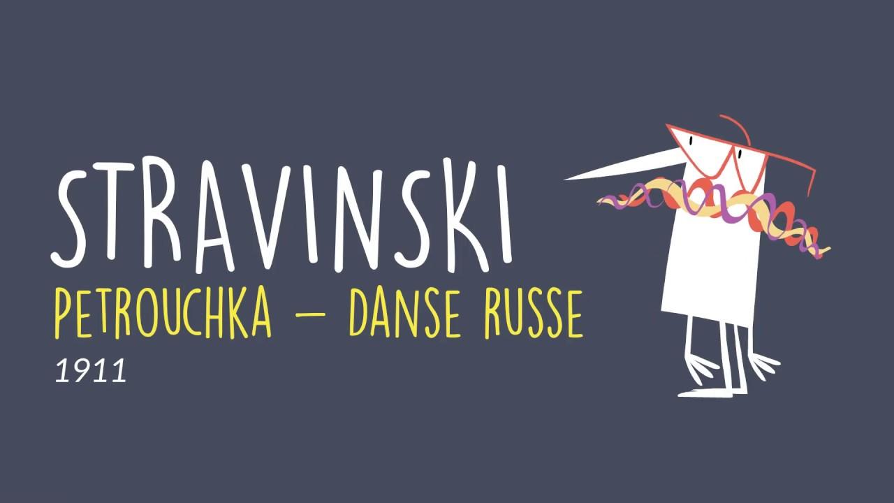 Petrouchka, «Danse russe»