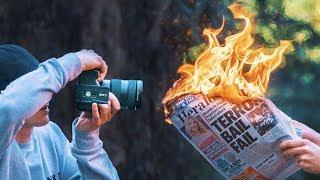 BLAZING FIRE PHOTOGRAPHY !