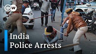 India police arrest hundreds over CAB protests | DW News