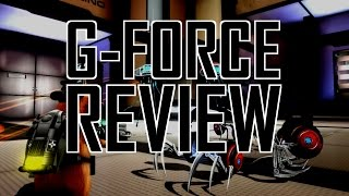 G-Force video
