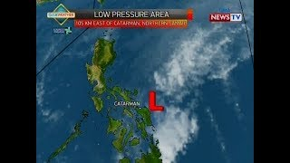 QRT: Weather update as of 5:57 p.m. (January 22, 2019)