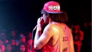 "Ab-Soul - ""Terrorist Threats"" live @ The Door in Dallas, TX 9/7/2012"