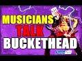 Download Lagu Musicians talk about Buckethead Mp3 Free