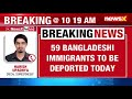 Central Crime Branch (CCB) Detained 59 Bangladeshi Immigrants | NewsX - Video