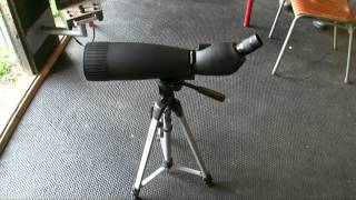 Praktica Spotting Scope 25-75x90 / English version