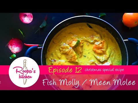 Fish Molly / Meen Molee  | Christmas Special