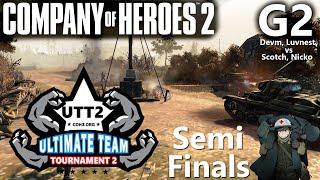 UTT2 Semi Finals: Devm, Luvnest vs Scotch, Noggano #G2