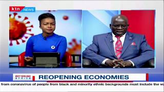 Reopening Economies: Conversation with John Karani, Chair KISM | Bottomline Africa