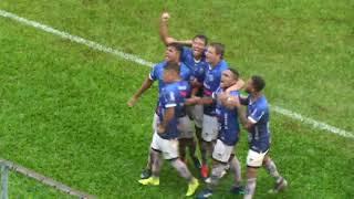 Muita chuva na vitória da URT sobre o Vila Nova ! Melhores Momentos da Partida
