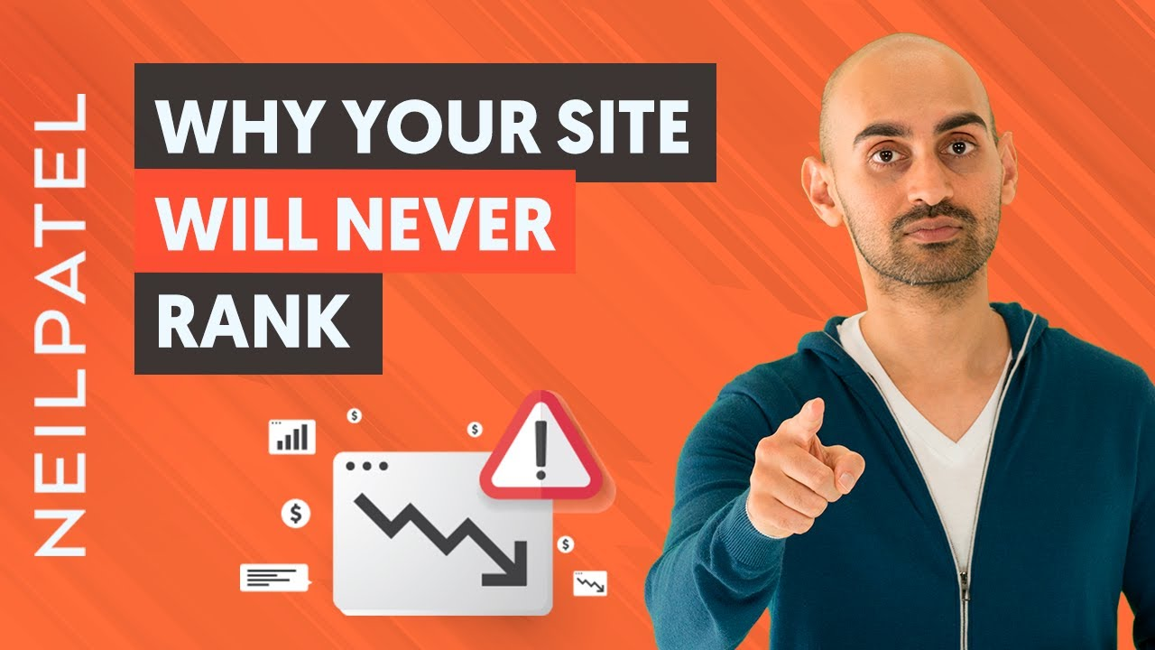6 Reasons Why Your Site Will NEVER Rank (Stop Doing This)