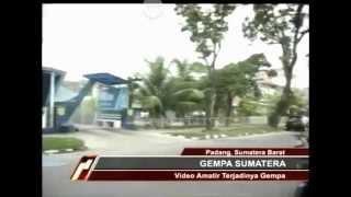 Tragedi Gempa Di Padang Sumatera Barat 2009