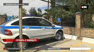 В Кордае Жамбылской области ввели круглосуточное патрулирование