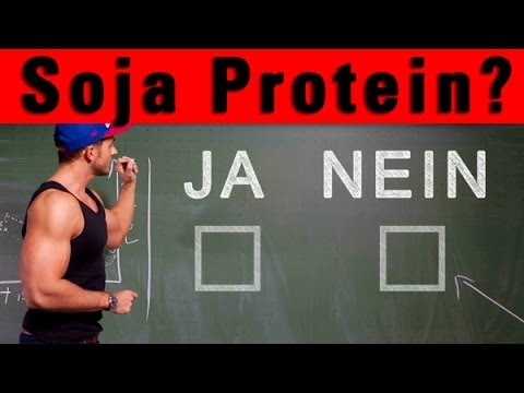 Soja Protein - ja oder nein? - Supplement Review