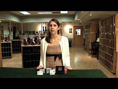 Video - Choosing a Type of Rosin