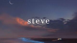 Alec Benjamin ~ Steve (Lyrics)