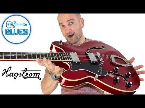 Hagstrom Viking Electric Guitar Review