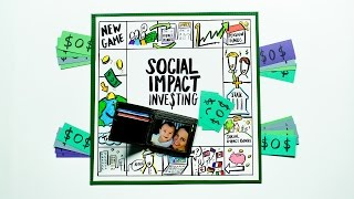 Social Impact Investment — Turn Your Money Into Real Change