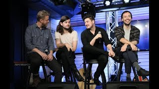 Mumford  Sons Reveal Track-By-Track Details of New Album 'Delta' [EXCLUSIVE]