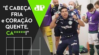 De arrepiar! Veja o discurso que Abel Ferreira fez antes de River Plate 0 x 3 Palmeiras