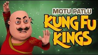 Motu Patlu   Kunf Fu Kings   Full Movie | Wow Kidz Movies